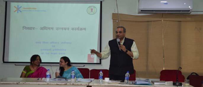 People for Action begin work in Chhattisgarh - The Kusuma Trust